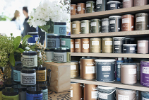 Handmade Paints and Finishes from Porter's Paints