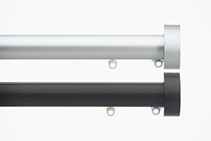 30mm Curtain Hardware Metropole New at Blinds by Peter Meyer