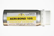 Acrylic to Acrylic Solvent Adhesive - Acri-bond 105 from ATA