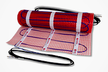 Bathroom Under-tile Floor Heating Kits from Amuheat