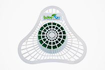 Commercial Urinal Screens - Wee On from Bio Natural Solutions