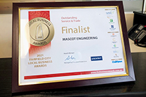 GRC Manufacturer Nominated for Local Business Awards - Mascot