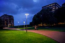 LED Lighting Technology Upgrades Newcastle by WE-EF