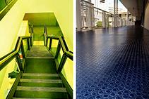 Low Profile Slip Resistant Flooring from Safety Floorings