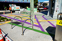 Streetscape Placemaking by MPS Paving Systems