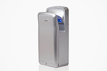 Verde Maxi Automatic Hand Dryers in Silver from Verde Solutions