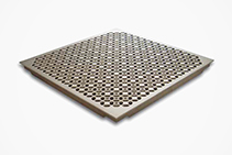 Vertical Airflow Raised Access Floor Panels from Tate