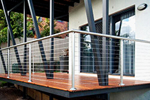 High-strength Balustrade Posts - ProRail® from Miami Stainless