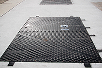 Custom Underground Infrastructure Covers from EJ