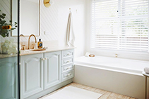 Kitchen & Bathroom Makeovers with Paints by Dulux