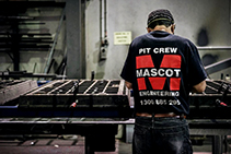 Multipart Covers Sydney - Local Skills at Mascot Engineering