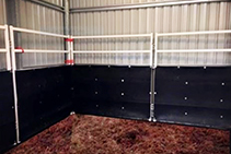 Livestock Flooring and Bedding from Sherwood Enterprises