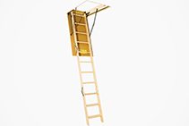Pull Down Attic Ladders for Homes from Attic Ladders