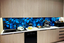 Custom Acrylic Wall Panels from Innovative Splashbacks