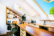 Attic Conversions - Home Offices by Attic Group