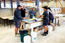High-performance Epoxy Grout - TAFE Training by LATICRETE