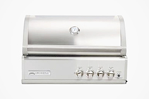 4 Burner Inbuilt Gas Barbeques from Thermofilm
