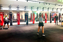 ALUCOBOND Mirrors for Gyms & Studios from Allplastics