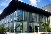 Vitradual Non-combustible Cassette Cladding from Fairview