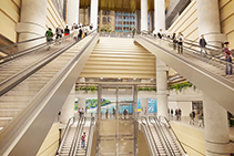 Single-part Access Covers & Frames for Martin Place by EJ