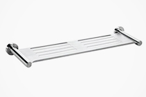 Stainless Steel Bathroom Shelves from Axess Trading