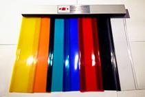 1100 x 2200mm Strip Curtain Doors from Premier Door Systems