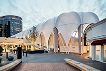 Luxury Tensile Membrane for The Link, Chadstone by MakMax