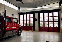 High Speed Doors for Emergency Services from Premier Door Systems