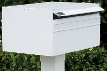 MSF Standard A4 Letterboxes from Mailsafe Mailboxes