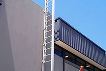 Height Access Safety Ladders Sydney from JOMY