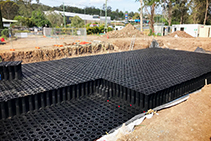 Trafficable Stormwater Detention Systems from ACO