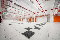 Data Centre System Solutions with Tate Access Floors