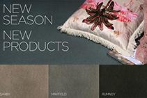 New Designer Coloured Carpet Range from Prestige Carpets