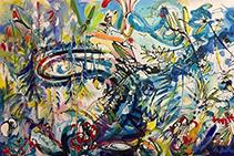 Zoe Ellenberg Solo Exhibition at SOHO Galleries
