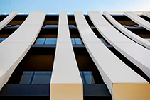 Commercial Facades & Cladding with Fairview Architectural