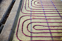 Hydronic Underfloor Heating Vs Electric with Comfort Heat
