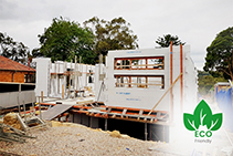 ICF Building System for Green Living by Zego