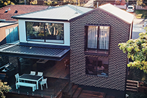 Thermally Efficient Brick Homes with PGH Bricks & Pavers