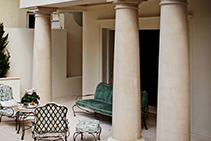 Tuscon Concrete Columns from Clonestone
