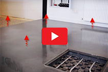 Underfloor Heating - Slab Heating from dPP Hydronic Heating