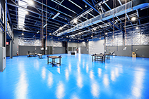 Epoxy Flooring for Commercial & Education from Danlaid