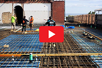 In-slab Heating for Brighton Residence by dPP Hydronic Heating