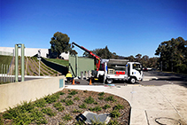 Industrial Fence Scheduled Maintenance by Australian Security Fencing