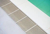 Stainless Steel Lineal Drains from Creative Drainage Solutions