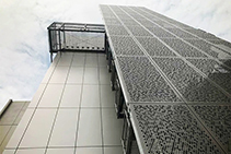 Perforated Metal from NEPEAN Building & Infrastructure