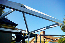 Structural Steel & Construction Supplies from Cerra Metal Works
