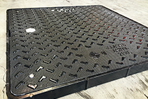 Composite Manhole Covers - Gas, Air & Watertight from EJ