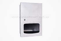 Recessed Automatic Hand Dryers - S-212 from Star Washroom