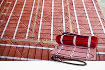 Electric Underfloor Heating Mats from Amuheat