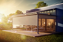 Pergola Awnings New from Blinds by Peter Meyer